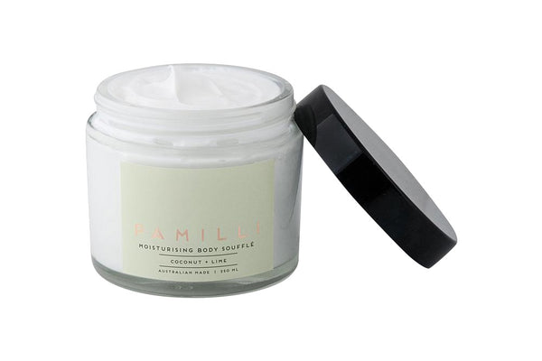 Pamilli Body Souffle - Coconut & Lime