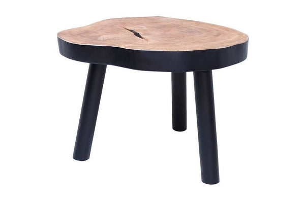 tree table with black