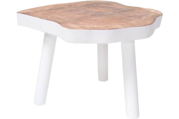 tree table with white