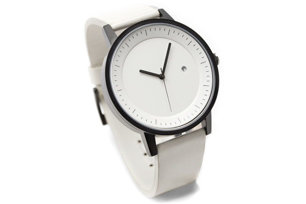earl 42mm - white/black