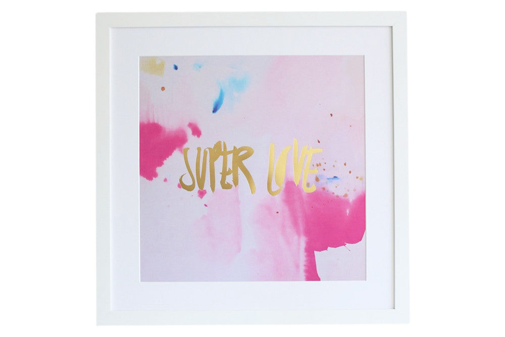 super love art