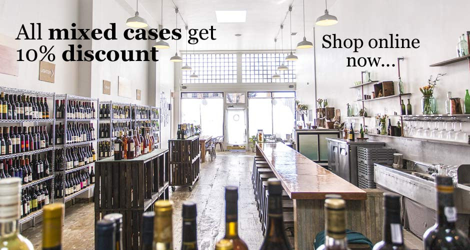 All mixed cases get 10% discount