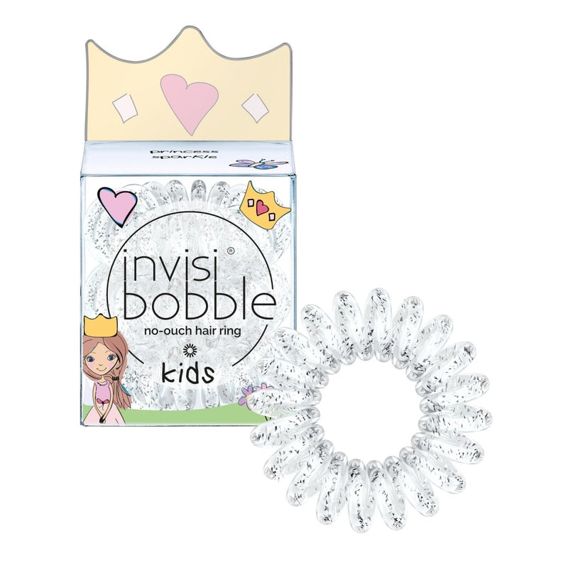 Invisibobble KIDS - Princess sparkle 3 stuks JC Professional