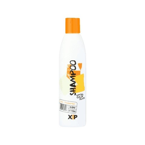 XP100 - Vital color ZILVER shampoo - 250ml of 1000ml JC Professional