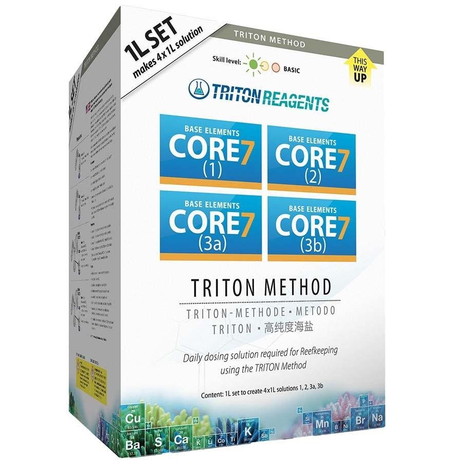 Triton 4 x 1l Base Elements CORE7 Bulk Edition (1, 2, 3a, 3b)