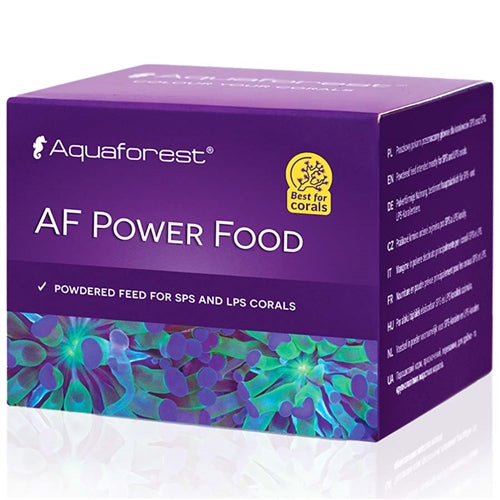 Aquaforest 20g Power Food for Corals