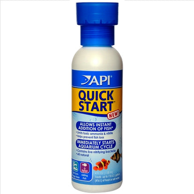 API Quick Start For A New Tank- Quickstart Cycle