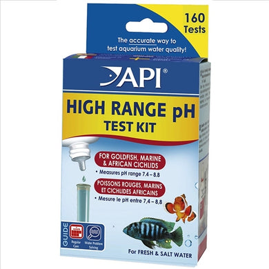 API Ph Test Kit (High Range)