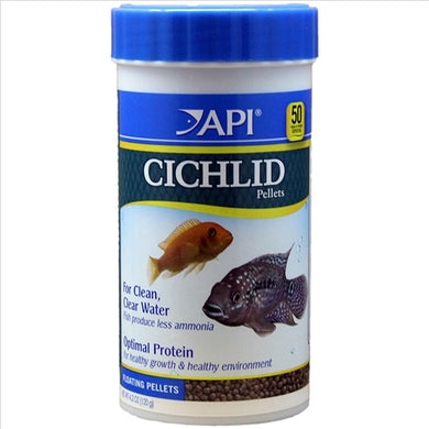 API Cichlid Medium Pellet Floating