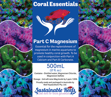 Coral Essentials Part C Magnesium