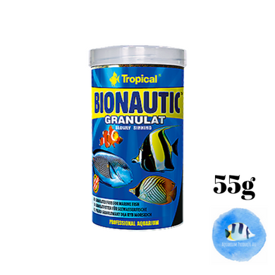 Tropical Bionautic Granules 55g