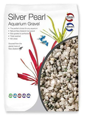 Pisces Silver Pearl Natural Gravel