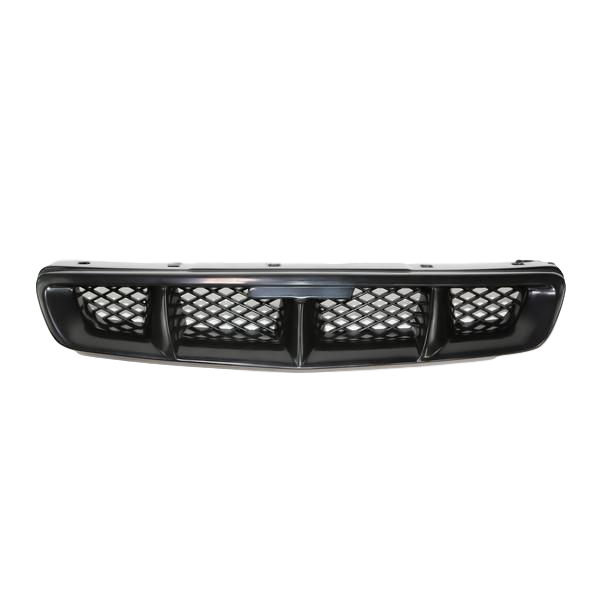 PLASTIC MUGEN STYLE GRILL TO SUIT HONDA CIVIC EK SERIES 1 HATCH SEDAN COUPE 1996-1998