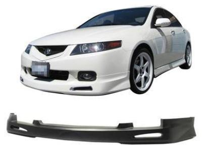 EURO MUGEN STYLE FRONT BUMPER BAR LIP TO SUIT HONDA ACCORD 2004-2005