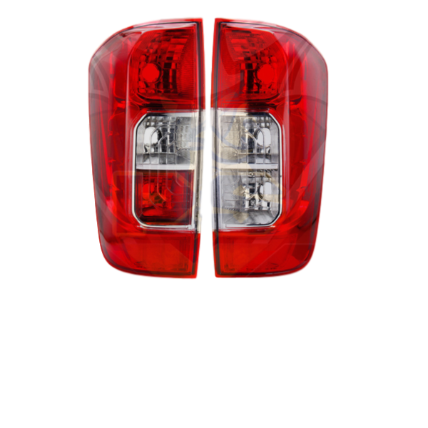 REPLACEMENT TAIL LIGHTS TO SUIT NISSAN NAVARA NP300 D23 2015-2019 4X4 4WD