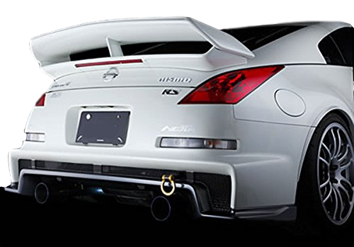 REAR BOOT SPOILER WING NISMO STYLE TO SUIT NISSAN 350Z Z33 2002-2008