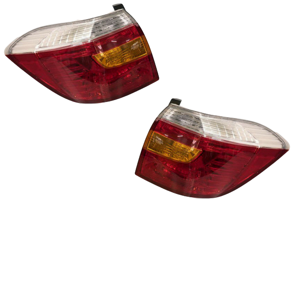 REPLACEMENT TAIL LIGHTS TO SUIT TOYOTA KLUGER 08/2007-09/2010