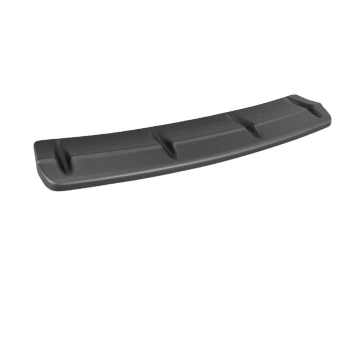 ABS GLOSS BLACK REAR BUMPER BAR DIFFUSER TO SUIT AUDI S3 S-LINE FACE LIFT 2017-2019