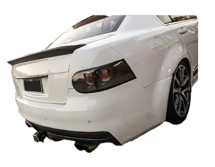 REAR LIP BOOT SPOILER TO SUIT HSV HOLDEN COMMODORE SS SV6 CLUBSPORT R8 GTS SENATOR SERIES 2/3
