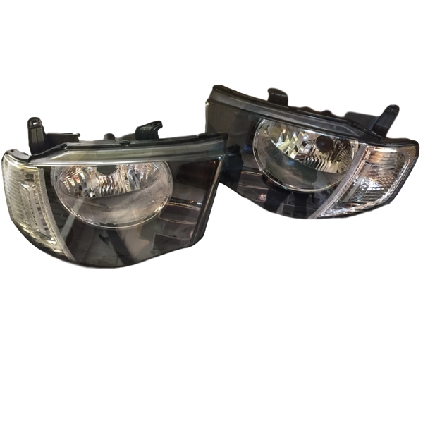 HEADLIGHT REPLACEMENTS TO SUIT MITSUBISHI TRITON ML MN 2006-2015 4X4 4WD