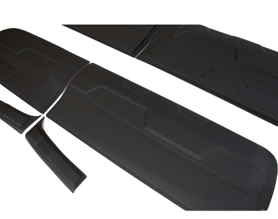 CLUB SPEC BODY CLADDING ARMOUR TO SUIT FORD RANGER 2011-2020 PX1 PX2 PX3