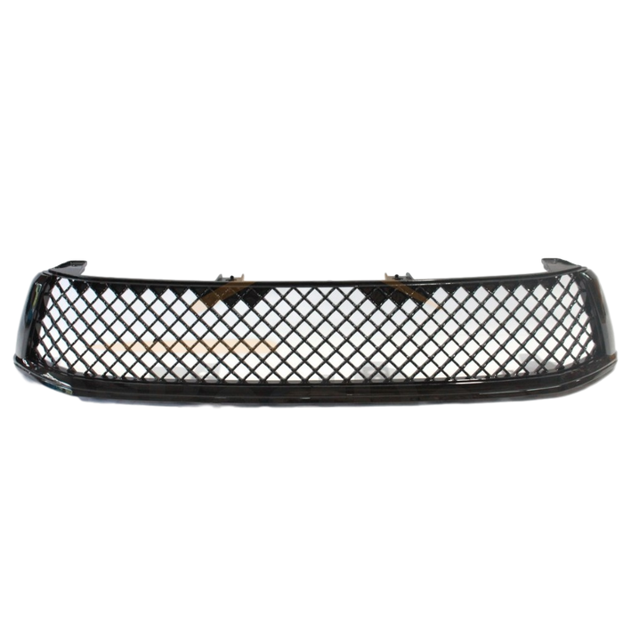 REPLACEMENT GLOSS BLACK GRILL TO SUIT TOYOTA HILUX 2015-2019