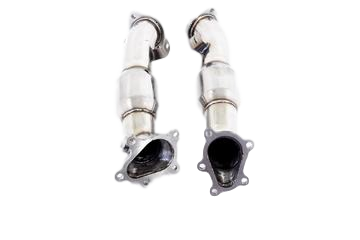 PERFORMANCE EXHAUST DOWNPIPES (CATTED) TO SUIT NISSAN GT-R R35