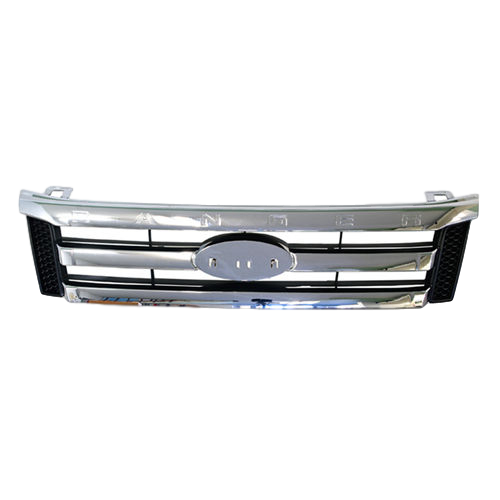 CHROME GRILL REPLACEMENT TO SUIT FORD RANGER PX1 MK1 2011-2015