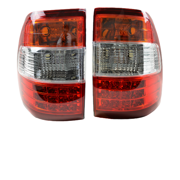 LED TAIL LIGHT REPLACEMENTS TO SUIT TOYOTA LANDCRUISER 100 SERIES 2005-2007