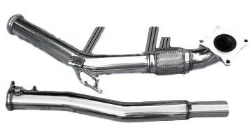 "3"" Downpipe With Cat To Suit Audi A3 8P (2003-2012)"