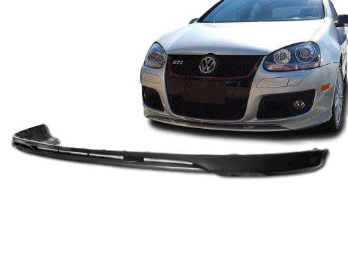 VOTEX STYLE FRONT BUMPER BAR LIP TO SUIT VW VOLKSWAGEN GOLF 5 MK5 2006-2009