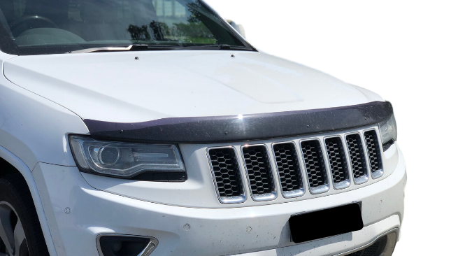 BONNET PROTECTOR STONE GUARD TO SUIT JEEP CHEROKEE WK 2010-2018
