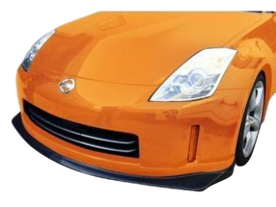 PLASTIC FRONT BUMPER BAR LIP TO SUIT NISSAN 350Z 2003-2005