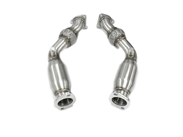 CAT DELETE PIPES WITH RESONATORS NISSAN 370Z (2009-2018)