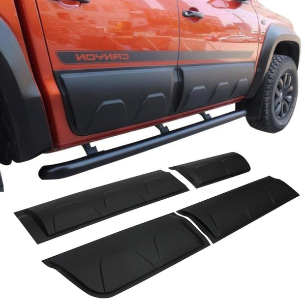 DOOR BODY CLADDING TO SUIT VW VOLKSWAGEN AMAROK 2010-2019 4X4 4WD