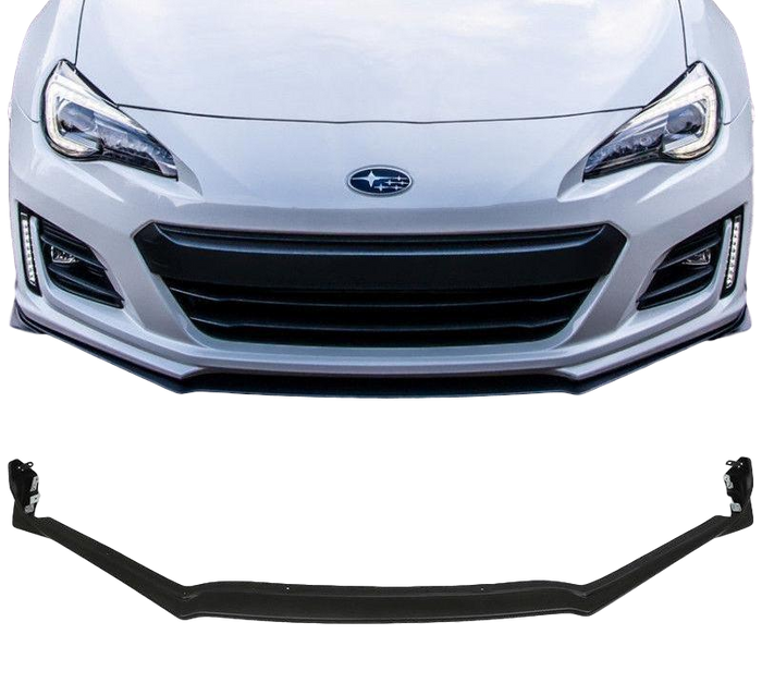 LUST X FRONT BUMPER BAR LIP TO SUIT SUBARU BRZ 2017-2018