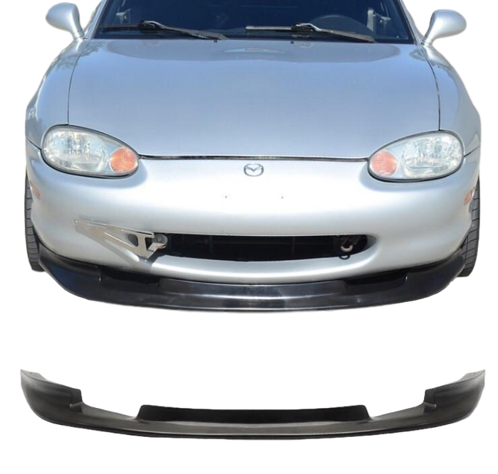 FRONT GV BUMPER BAR LIP TO SUIT MAZDA MX5 1999-2000 NB1