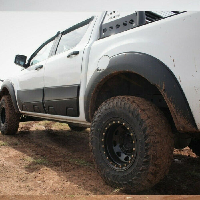 BODY DOOR CLADDING ARMOUR TO SUIT MAZDA BT50 2011-2020