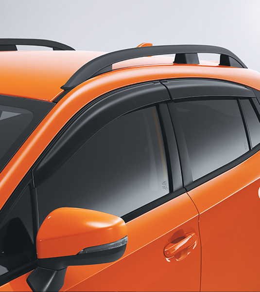 WEATHER SHIELD WINDOW VISORS TO SUIT SUBARU XV 2016+