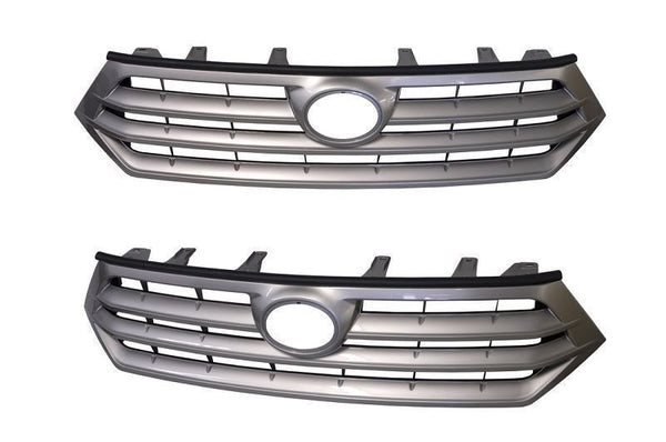 REPLACEMENT GRILL INSERT TO SUIT TOYOTA KLUGER 2007-2010