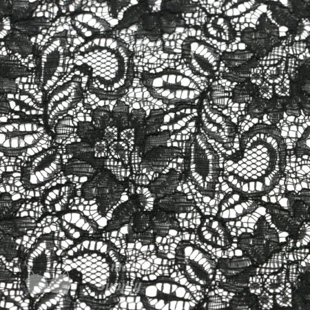Lace, Lace Fabric, Megan All-Over Rigid Lace Fabric 54
