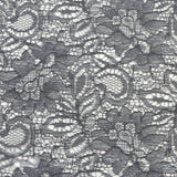 "Lace, Lace Fabric, Megan All-Over Rigid Lace Fabric 54"" width 1/2 M"