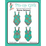 Bra Pattern, Denise Swimsuit, Bra-Makers Supply