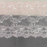 Bra Fabric Kit, Platinum and Lace Trio Bra Making Fabric Kit for all Bra Patterns