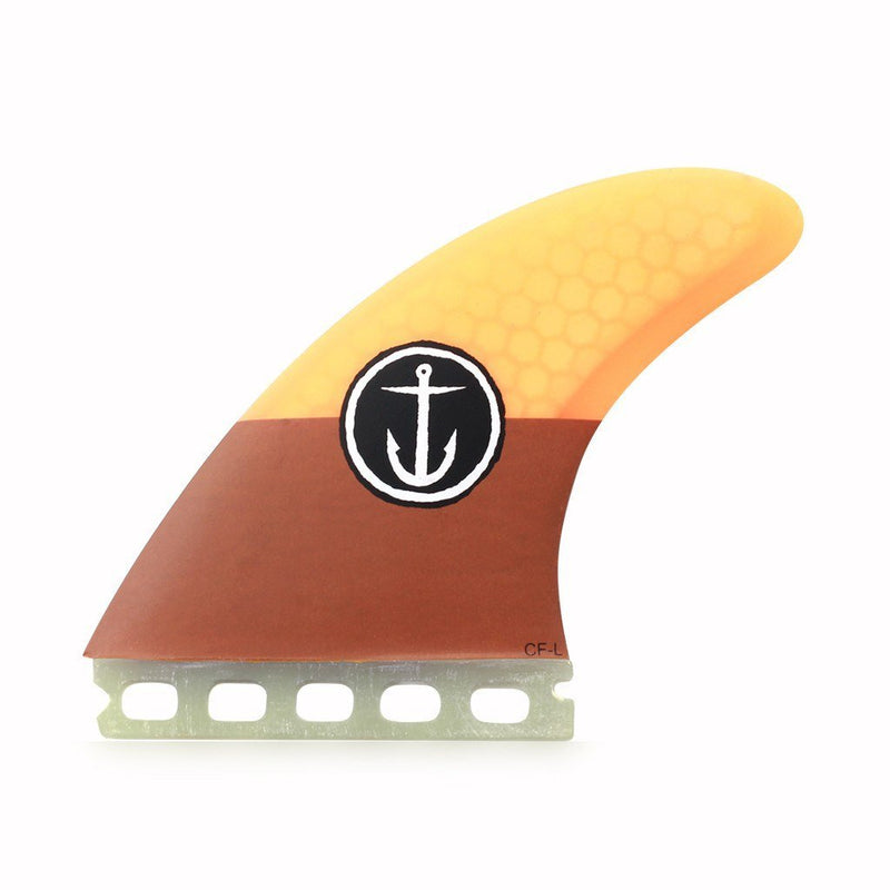 Captain Fin - CF LARGE (SINGLE TAB) - MH Surfboards