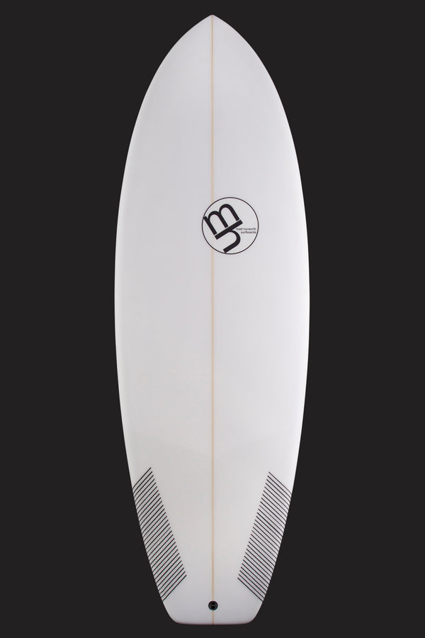 Baked Bean Surfboard - MH Surfboards