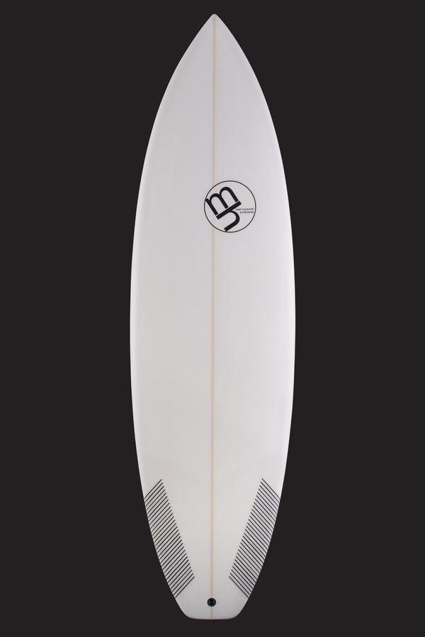 Chippa's Ruff Seas Surfboard - MH Surfboards
