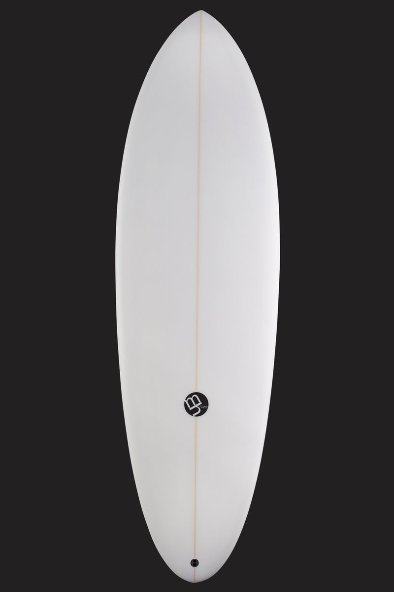 Chippa's Single Surfboard - MH Surfboards