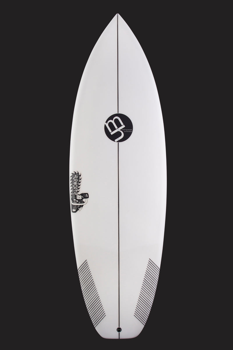 Chippa's Thug Surfboard - MH Surfboards