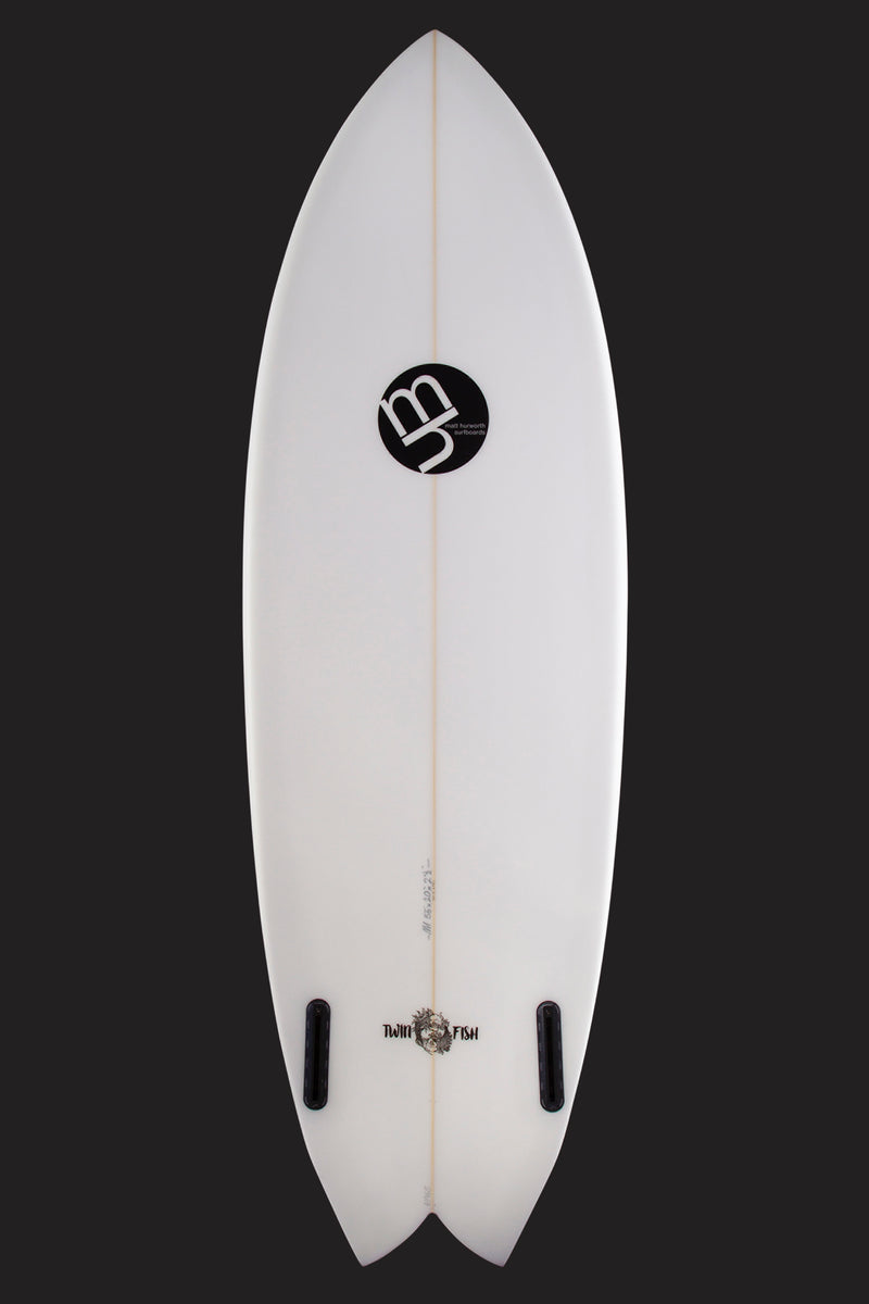 Twin Fish Surfboard - MH Surfboards